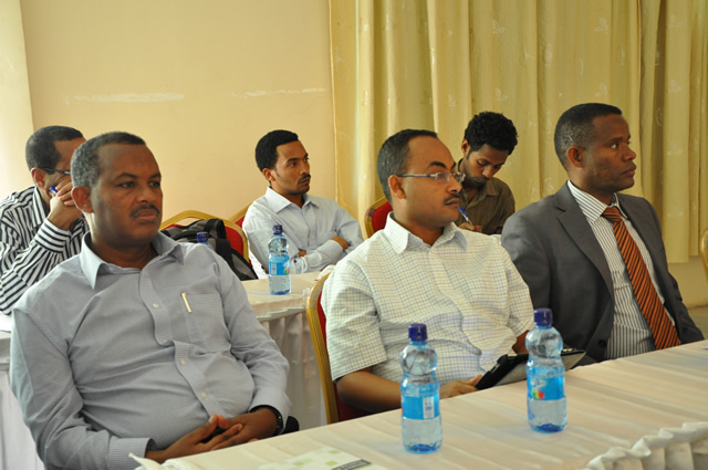 Annual Review Meeting on Public Health Emergency Management Held in Bahir Dar