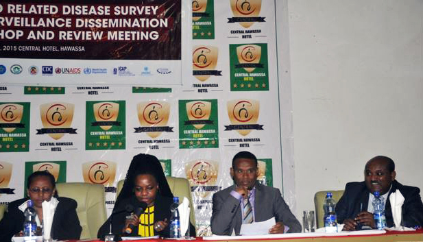 Dissemination Workshop held on HIV and Related Diseases Survey and Surveillance