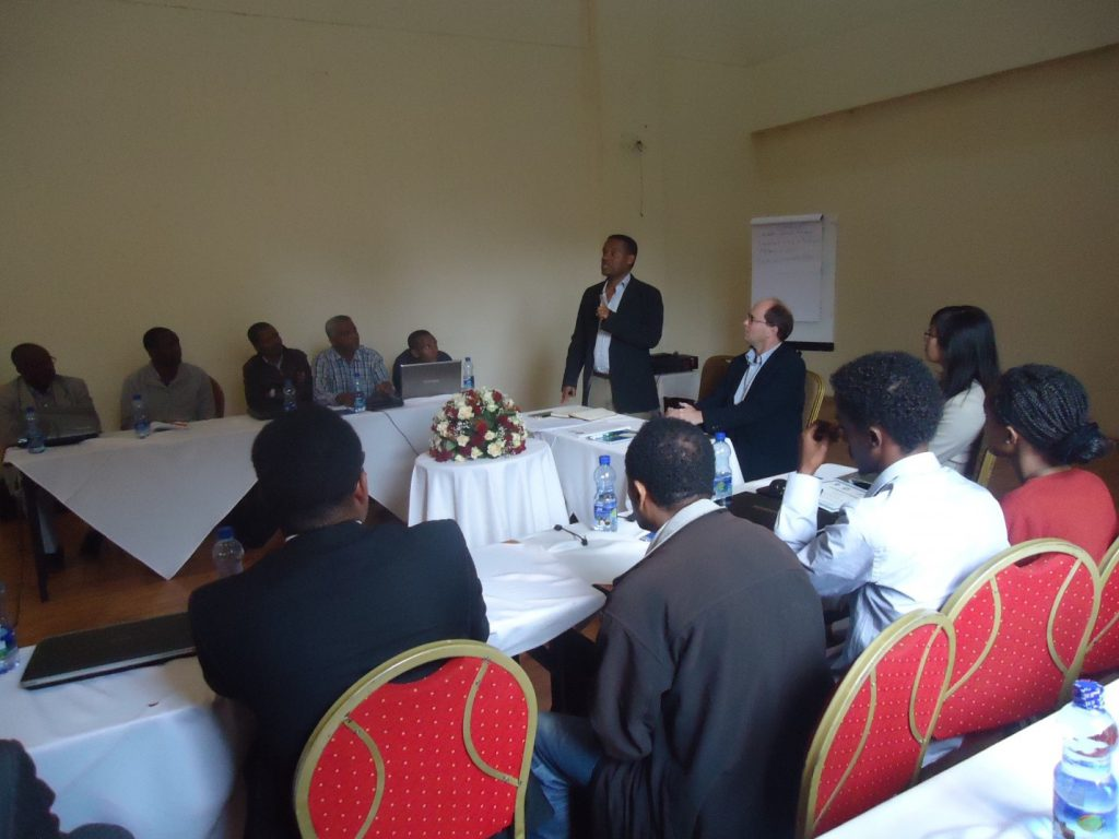 Disease Control and Prevention Training was Conducted