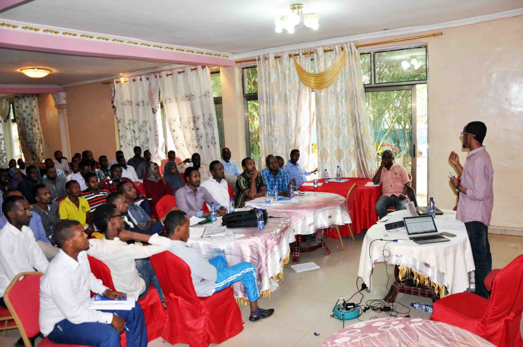 Basic Level Training held on Field Epidemiology