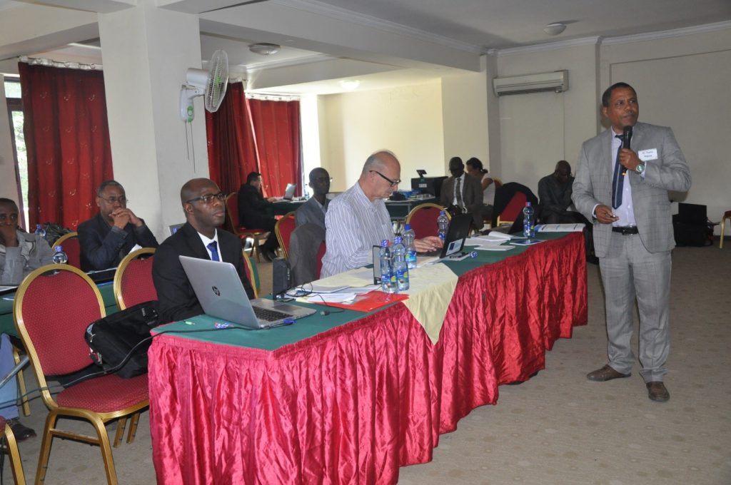 National IHR-PVS Bridging Workshop Took Place