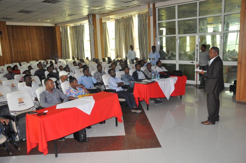 Officers Graduated in FFETP in Hawassa, SNNPR