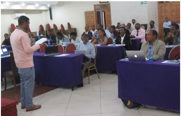 AMR Implementation Annual Review Meeting Took Place