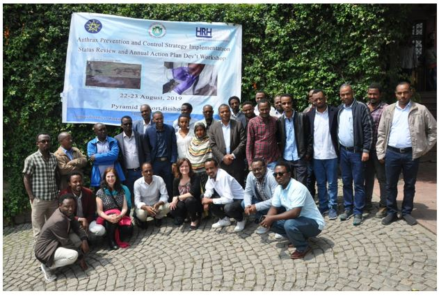 Annual Action Plan for Anthrax Prevention & Control is Drafted