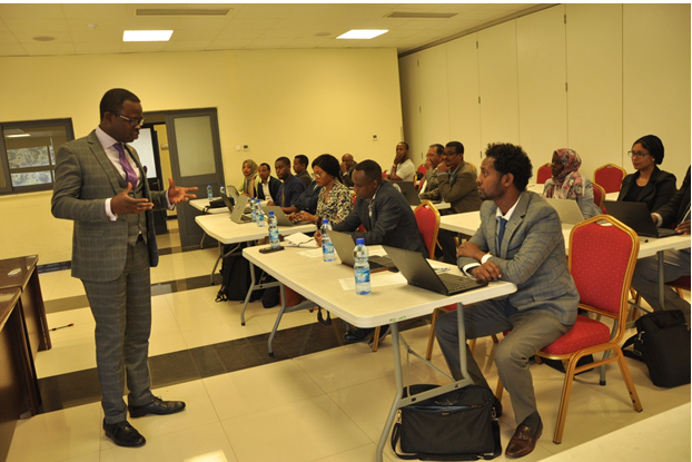 The Second Africa CDC NPHI Monitoring Score Card Validation Workshop Opened