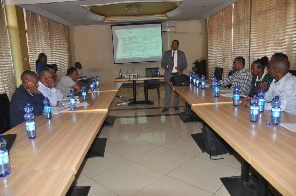 Workshop on Climate Sensitive Diseases Underway