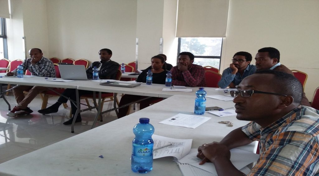 Data Repository Training Given to NIPN and EPHI team