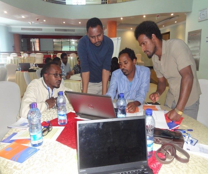 THE FIRST GSF-NIPN REGIONAL WORKSHOP KICKED OFF IN ETHIOPIA