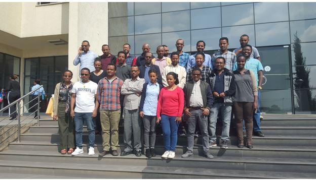 ARC-GIS Training Given EPHI and NIPN Partners