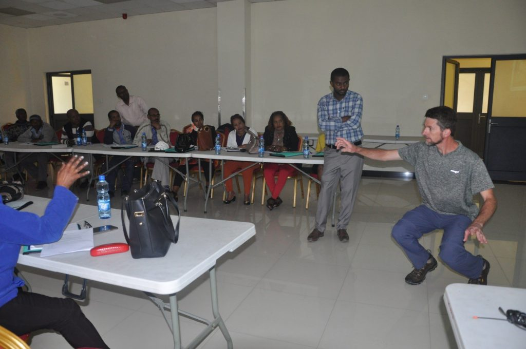 Rabies Surveillance Training was Conducted