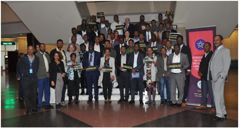 Workshop Discussed on Roadmap to Eliminate Cholera
