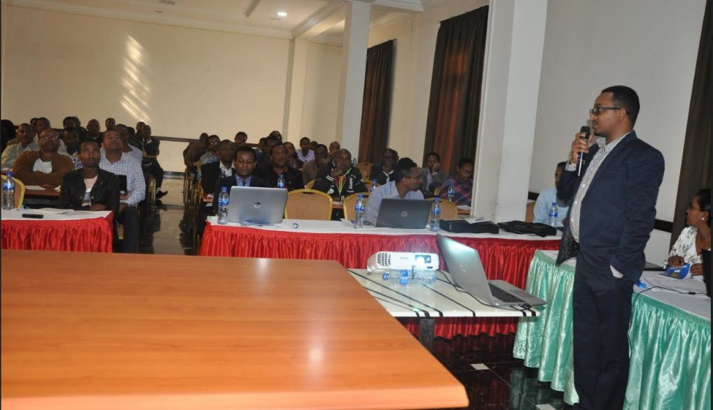 Specimen Transportation and Referral Linkage National Review Meeting was Held