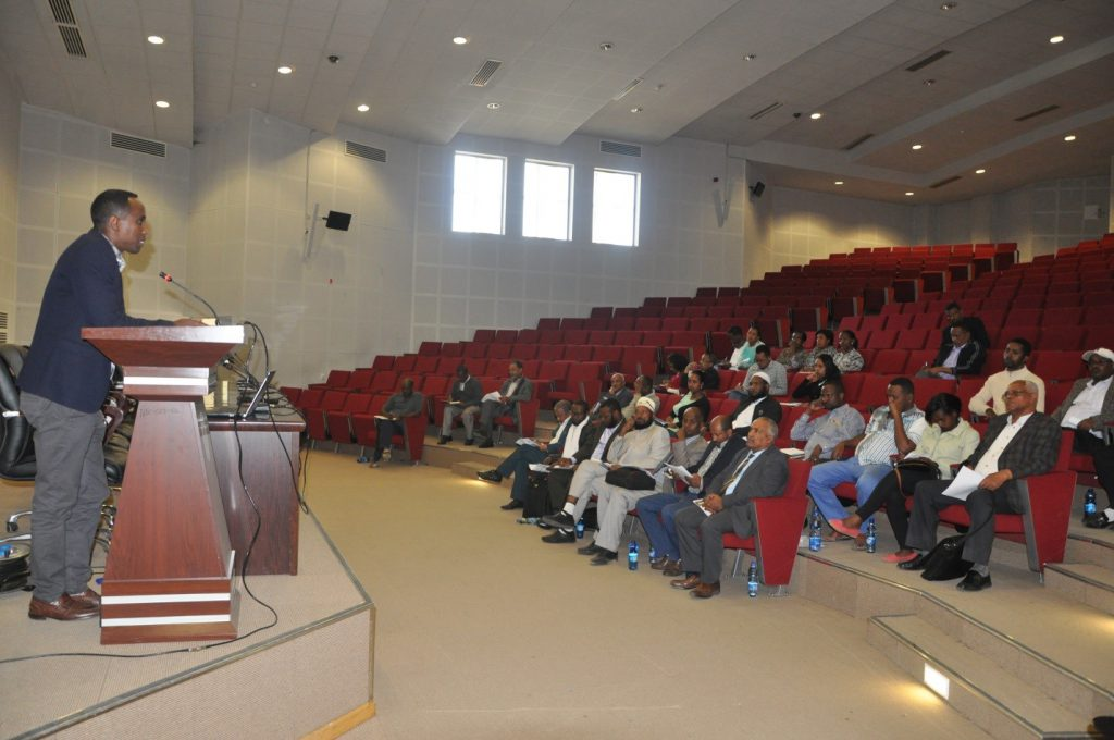 Validation Workshop for Traditional Medicine Policy was Carried Out