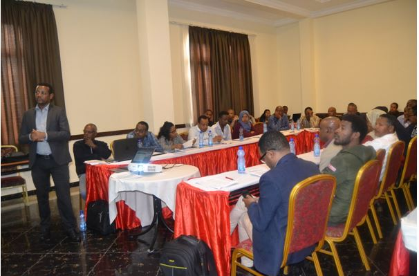 Workshop Discussing on Draft Proclamation on Hazardous Pathogens & Administration